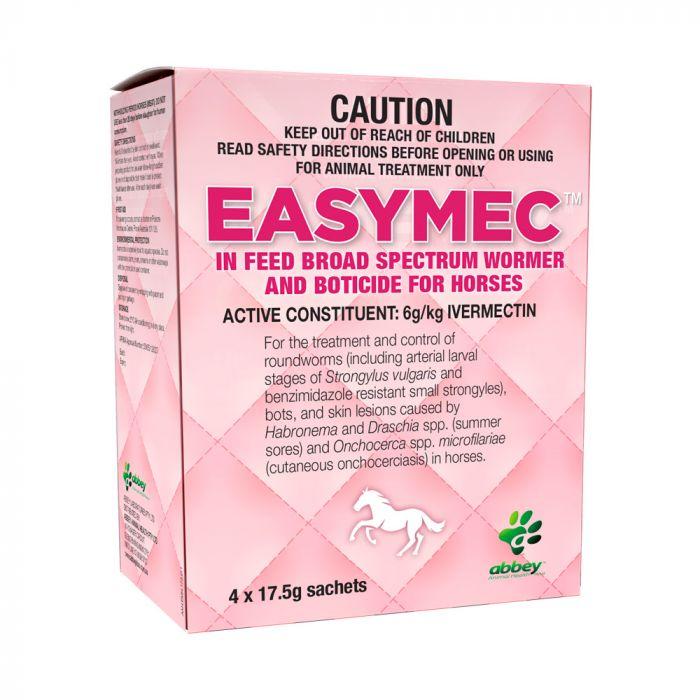 Easymec - 4 * 17.5g Sachets