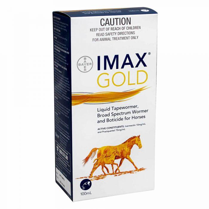 iMax Gold Worming liquid 100ml