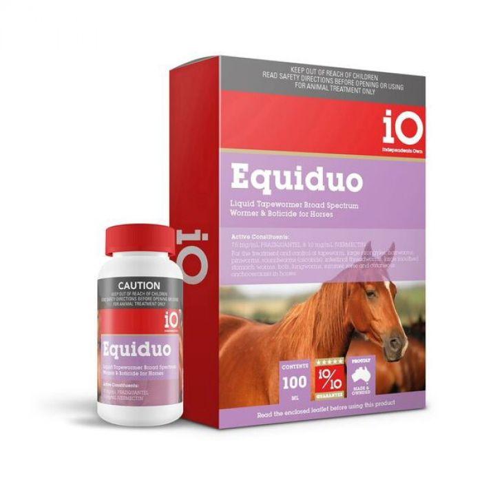 IO Equi duo Liquid - 100ml