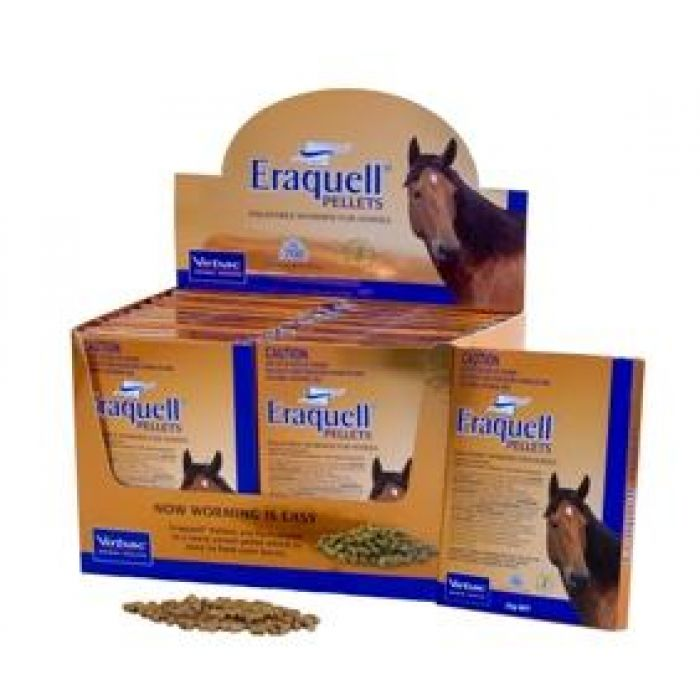 Eraquell In feed worming Pellets