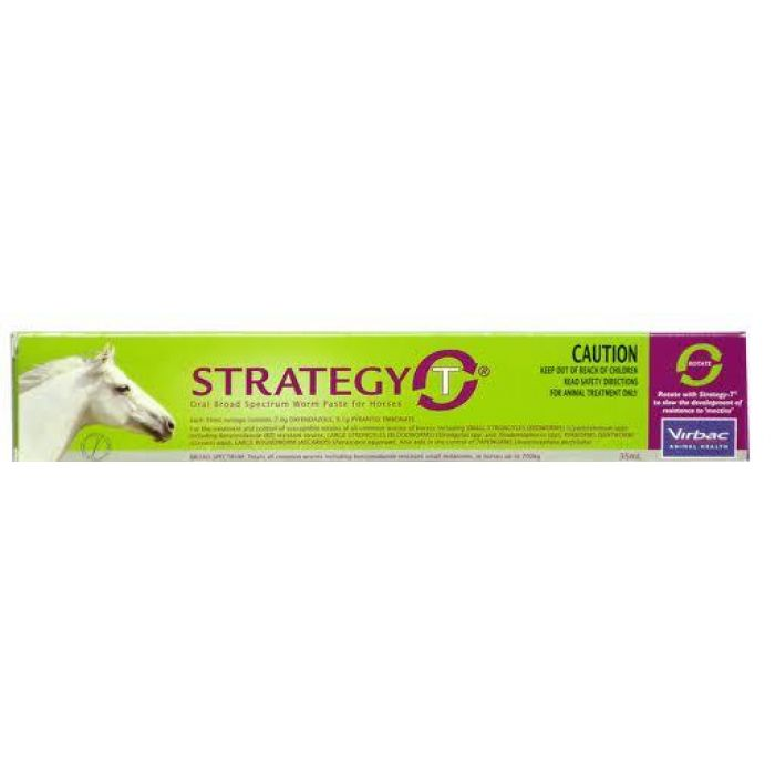 Stratgey T Worming Paste